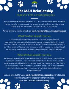 The MAH Relationship